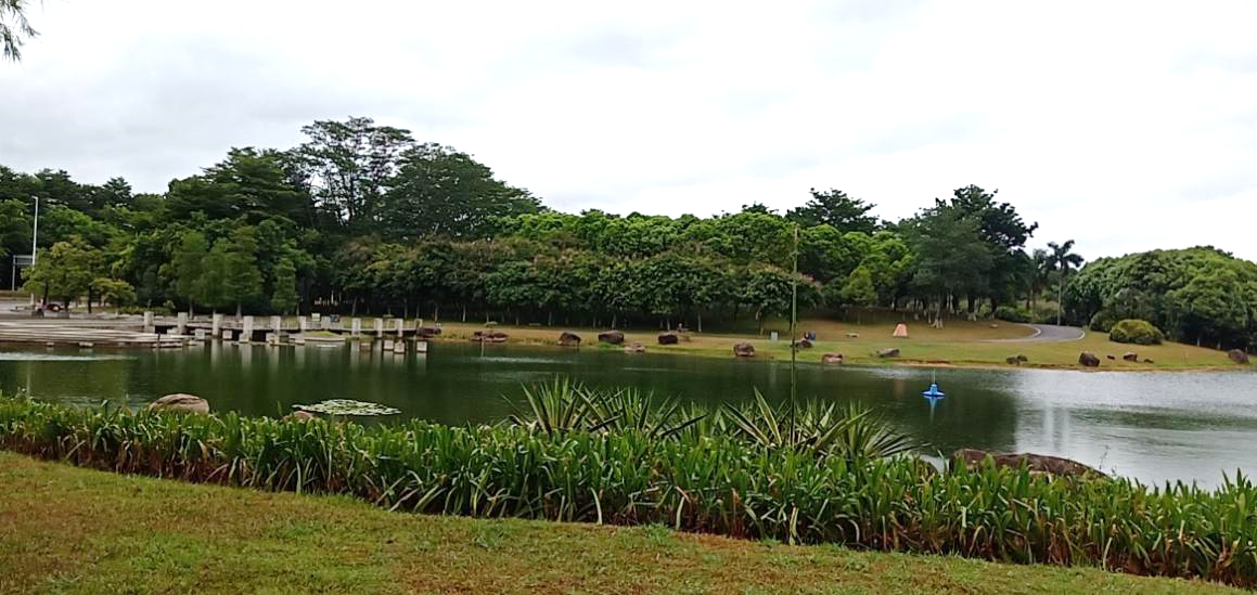 Team building in August – Songshan Lake Tour