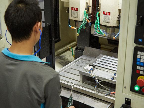 Extrision & CNC machining